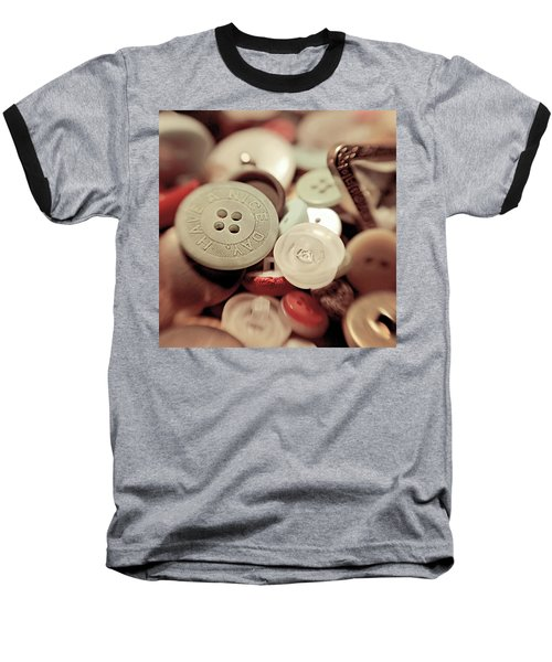 Have A Nice Day Baseball T-Shirt