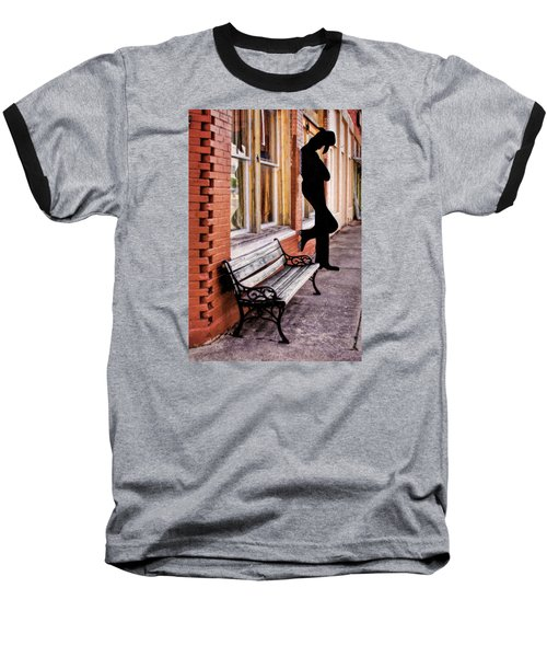 Have A Seat Baseball T-Shirt