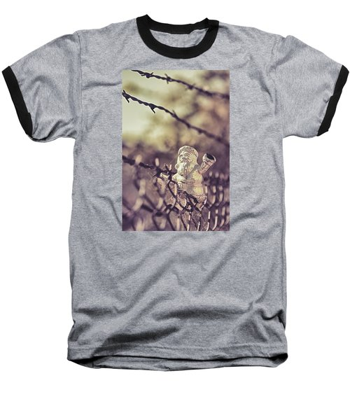 Have Yourself A Merry Christmas Baseball T-Shirt