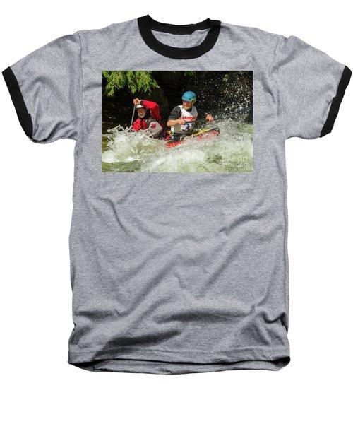 Having Fun In Whitewater Baseball T-Shirt