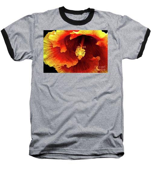 Hawaii Dreamin Baseball T-Shirt by Deborah Nakano