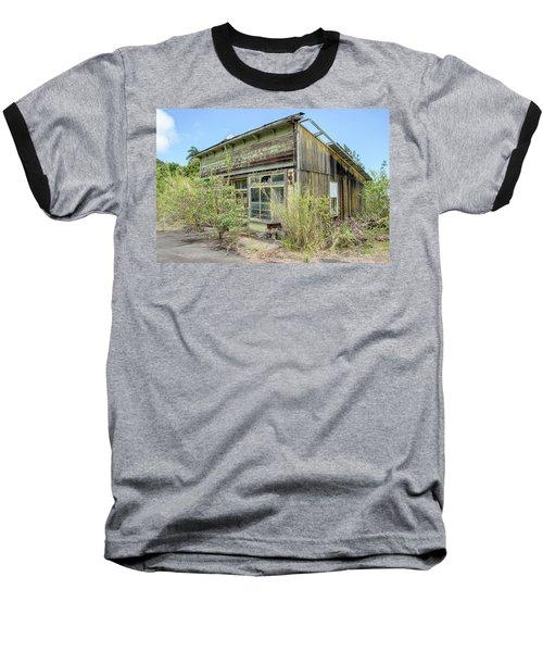 Hawaii Of Yesteryear Baseball T-Shirt