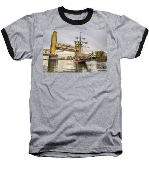 Hawaiian Chieftain   Baseball T-Shirt