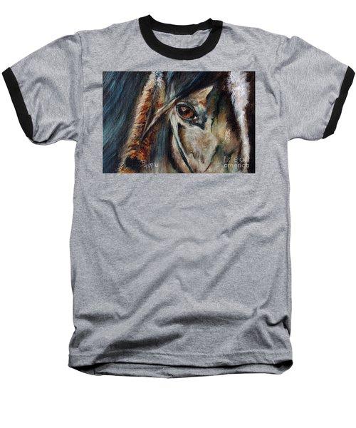 Hawk Baseball T-Shirt by Barbie Batson