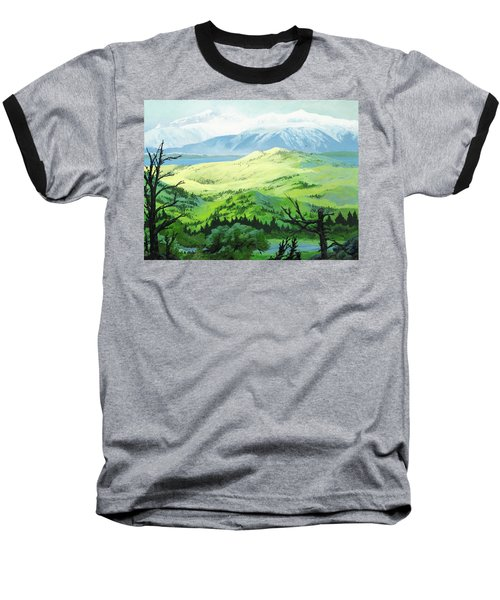 Hawk Meadows Baseball T-Shirt