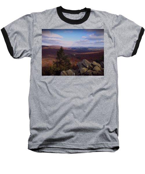 Hawk Mountain Sanctuary Baseball T-Shirt