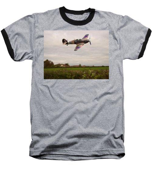 Hawker Hurricane -1 Baseball T-Shirt