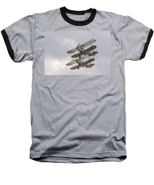 Hawker Nimrods Baseball T-Shirt