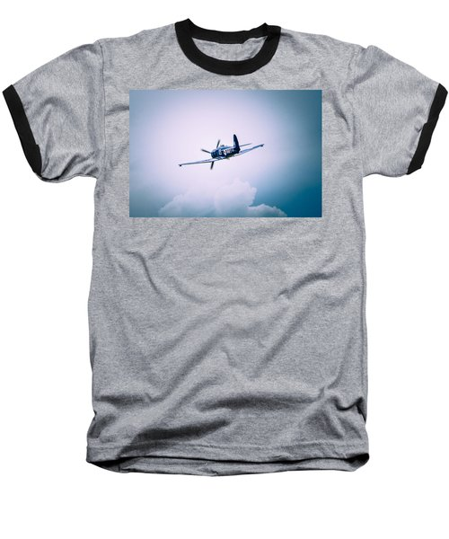 Hawker Sea Fury Fb11 Baseball T-Shirt