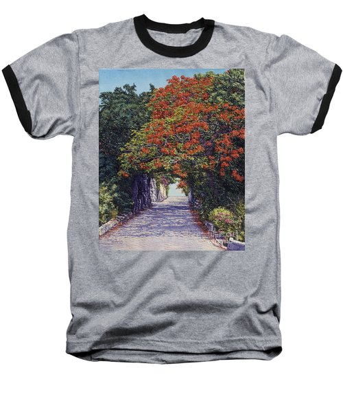 Hawkins Hill Baseball T-Shirt