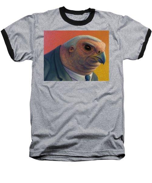 Hawkish Baseball T-Shirt