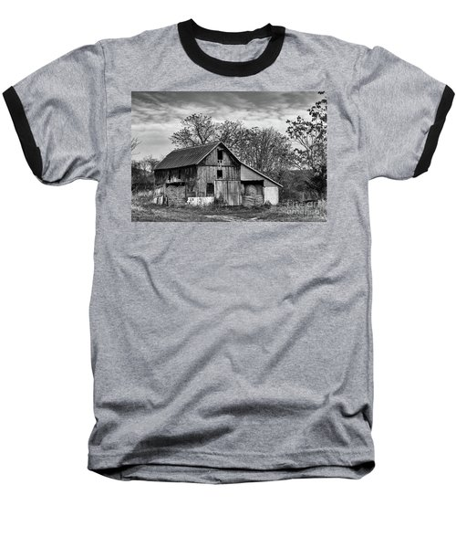Hay Storage Baseball T-Shirt