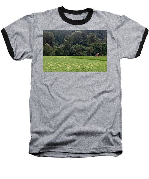 Haying  Baseball T-Shirt