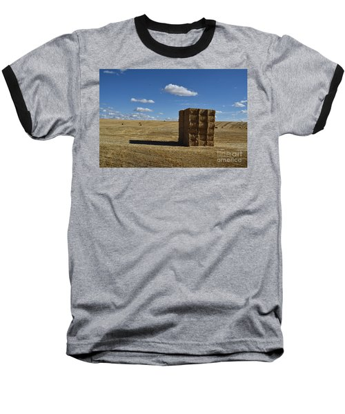 Haystack Off Hwy 2 Baseball T-Shirt