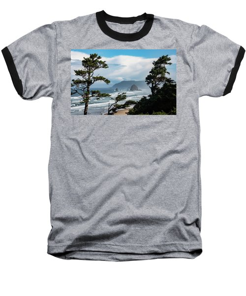 Haystack Views Baseball T-Shirt