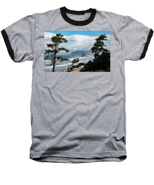 Haystack Views Baseball T-Shirt