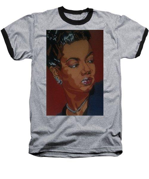 Hazel Scott Baseball T-Shirt