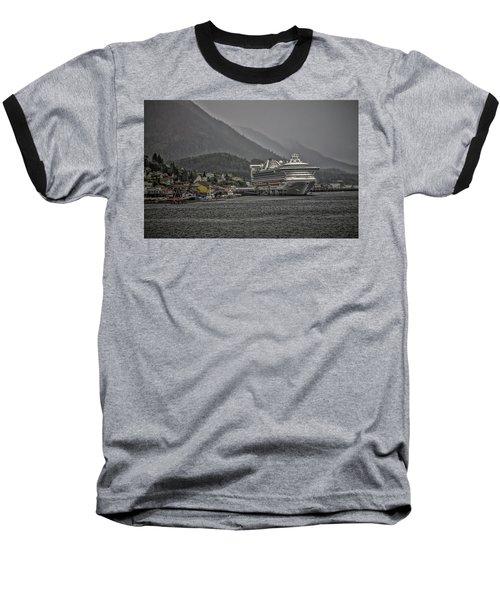 Hazy Day In Paradise  Baseball T-Shirt