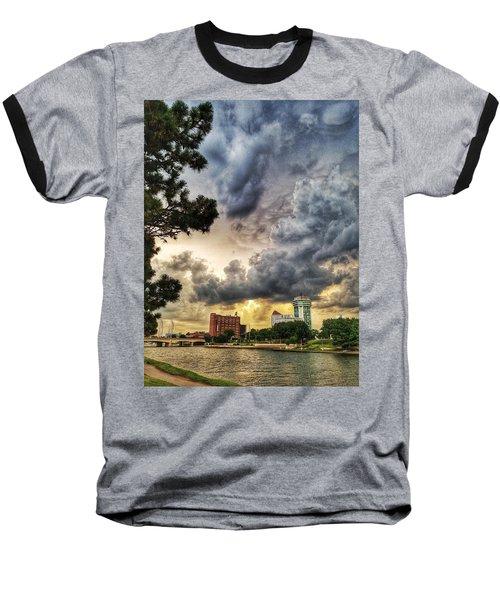 Hdr Ict Thunder Baseball T-Shirt