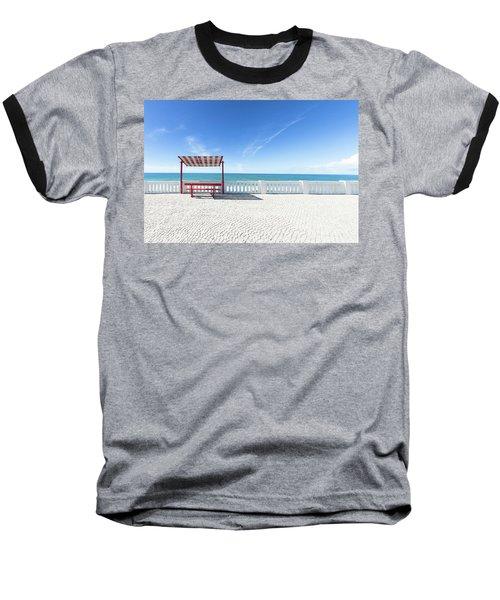 He And She Baseball T-Shirt