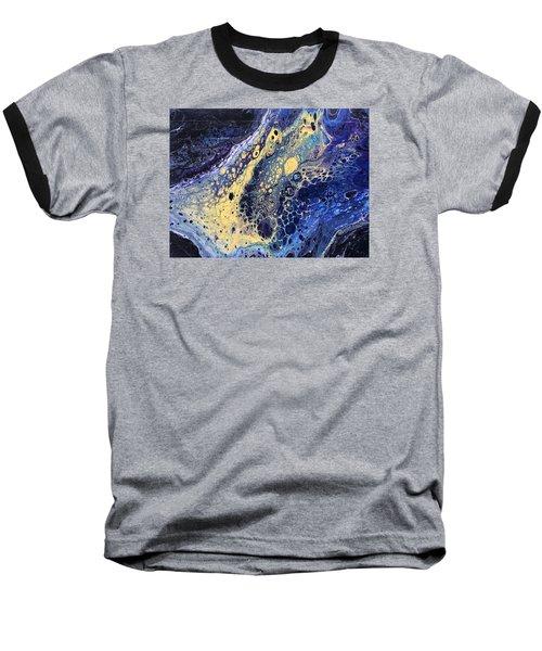 He Likes Space Baseball T-Shirt