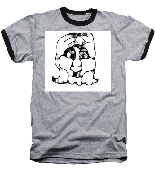 Head #2 Baseball T-Shirt