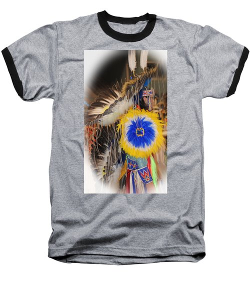 Head Dress Baseball T-Shirt