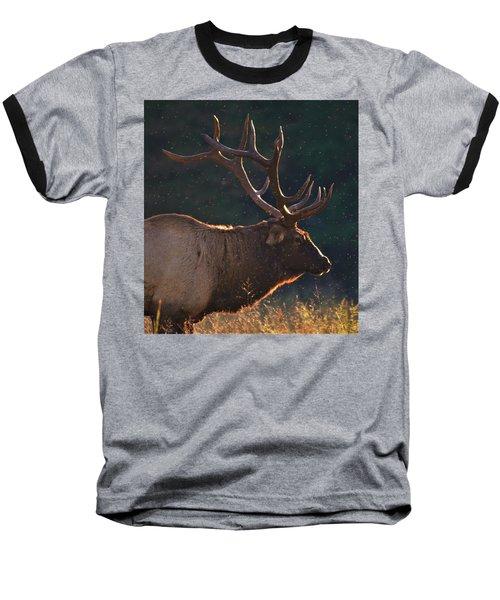 Head Of The Herd Baseball T-Shirt