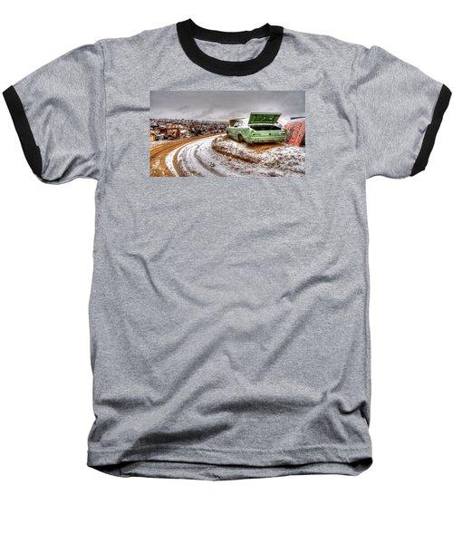 Head Of The Pack Baseball T-Shirt