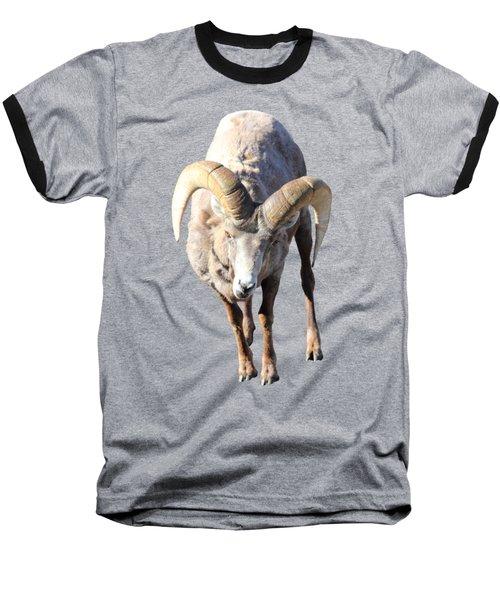 Head-on Baseball T-Shirt