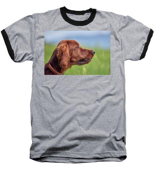 Head Study Baseball T-Shirt