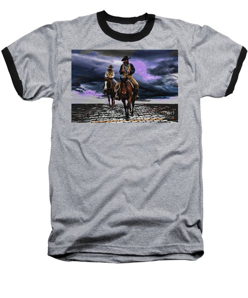 Headed Home Baseball T-Shirt