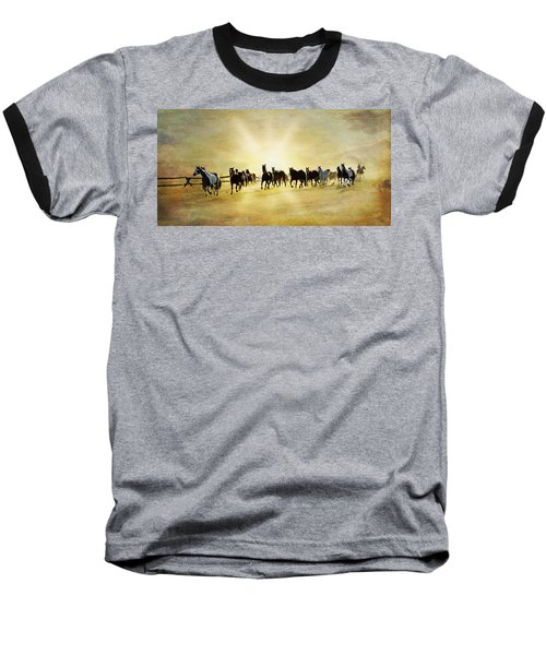Headed Home Ll Baseball T-Shirt