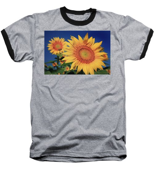 Baseball T-Shirt featuring the photograph Heading For Gold by Chris Berry