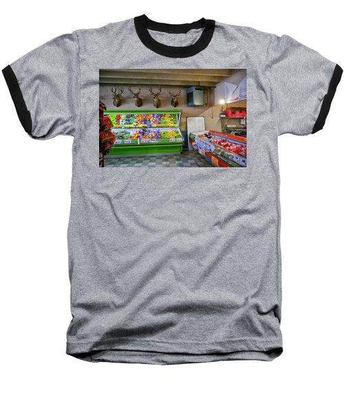 Heads Of State Baseball T-Shirt