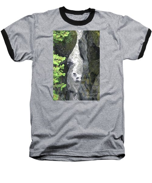 Headwaters Of The Cowlitz River Baseball T-Shirt
