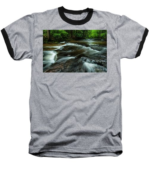 Headwaters Of Williams River  Baseball T-Shirt