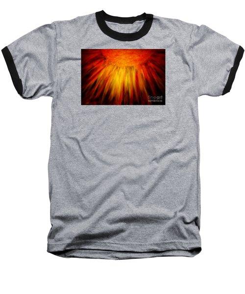 Healing Balm Baseball T-Shirt by Roberta Byram