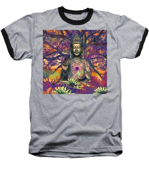 Healing Nature Baseball T-Shirt