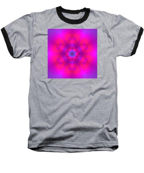 Baseball T-Shirt featuring the digital art Healing Number Xxx by Robert Thalmeier