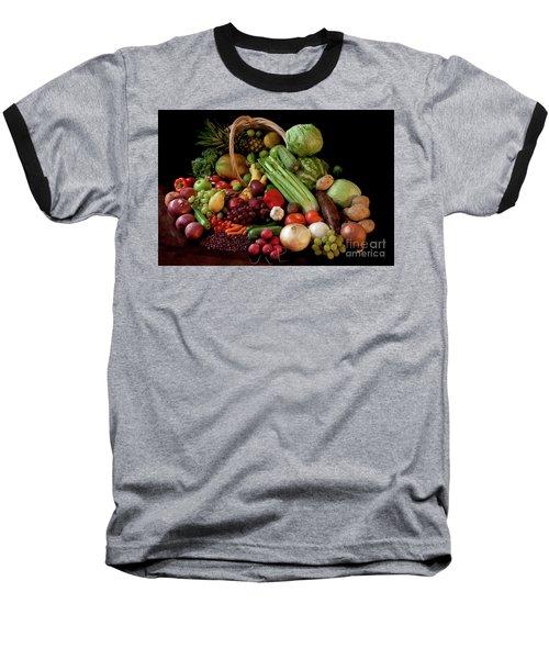 Healthy Basket Baseball T-Shirt