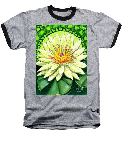 Heart Chakra Baseball T-Shirt