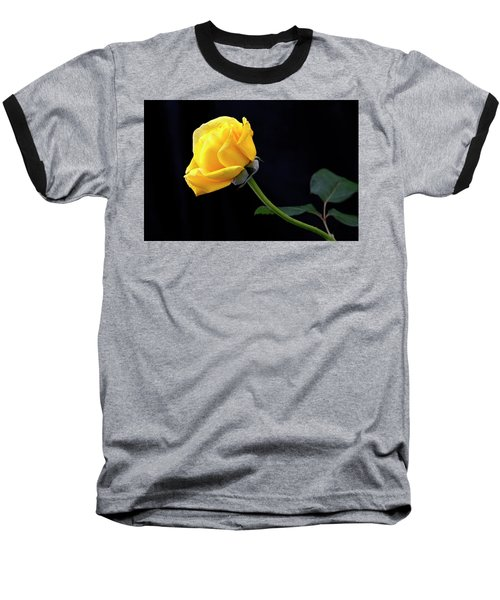 Heart Felt Baseball T-Shirt by James Steele