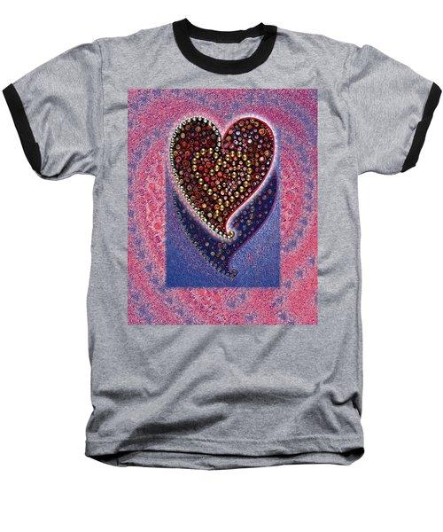 Heart Baseball T-Shirt