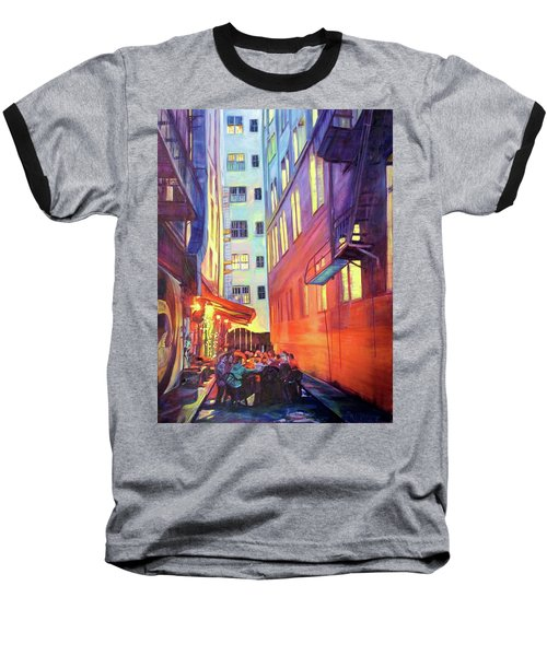 Heart Of The City Baseball T-Shirt