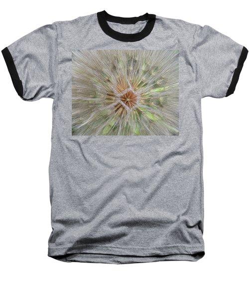 Heart Of The Dandelion Baseball T-Shirt