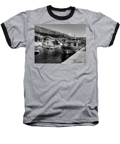 Heart Of The Harbour Baseball T-Shirt