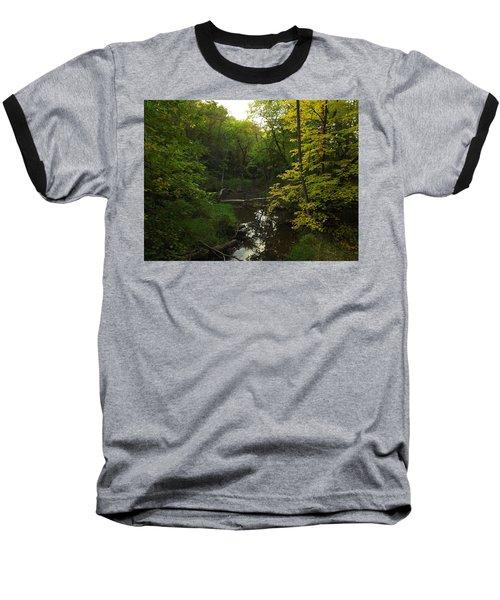 Heart Of The Woods Baseball T-Shirt
