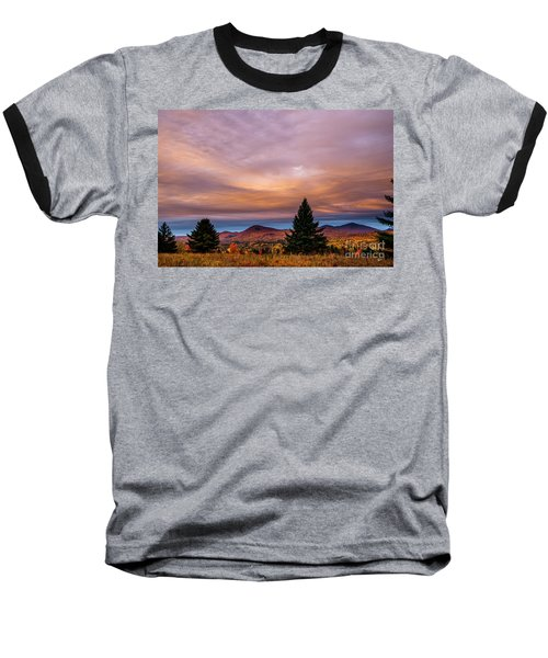 Heart Opeing In The Sky Baseball T-Shirt