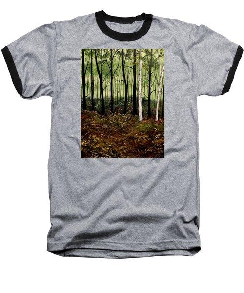 Heart Times Baseball T-Shirt by Lisa Aerts
